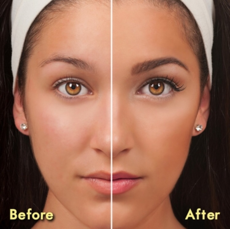 Permanent Makeup Before & After - Enhanced Cosmetics ...