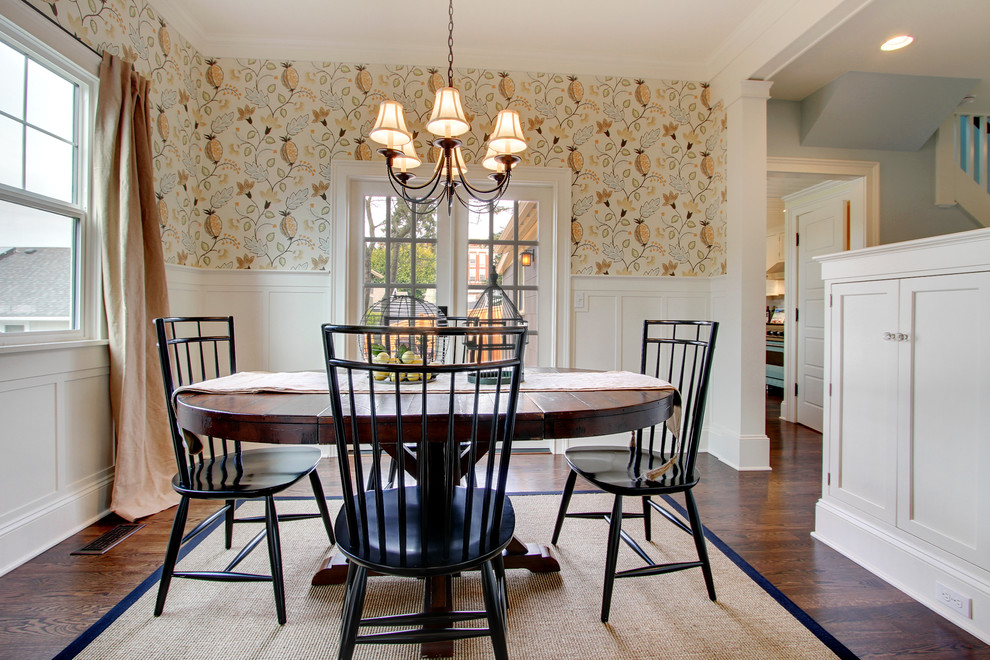 Best Dining Room Wallpaper 22 Renovation Ideas