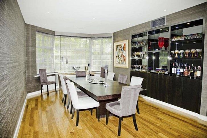 Dining Room Bar 14 Arrangement  EnhancedHomesorg