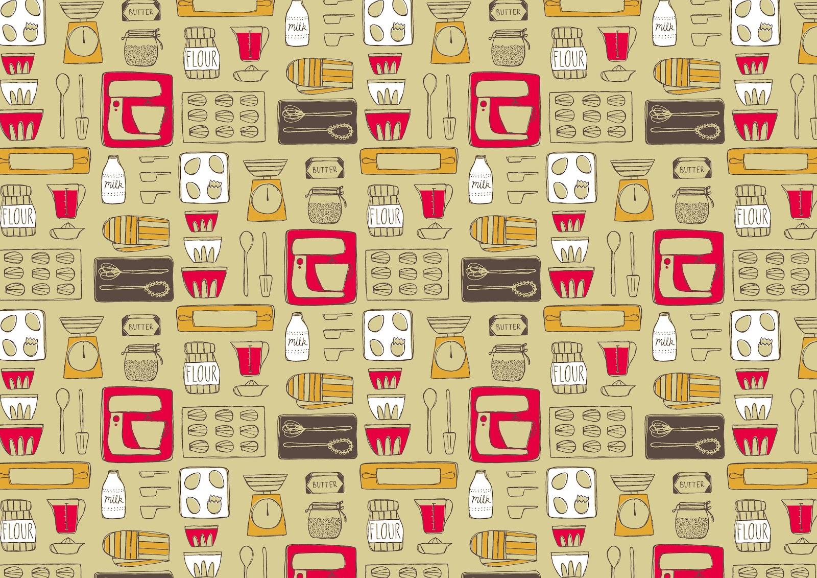 kitchen wallpaper patterns outdoor canada vintage 21 designs enhancedhomes org