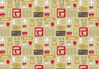Vintage Kitchen Wallpaper 21 Designs - EnhancedHomes.org