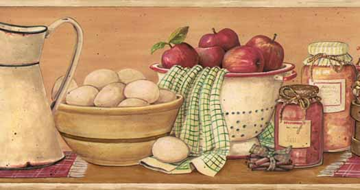 Download Wallpaper Border For Kitchen Gallery