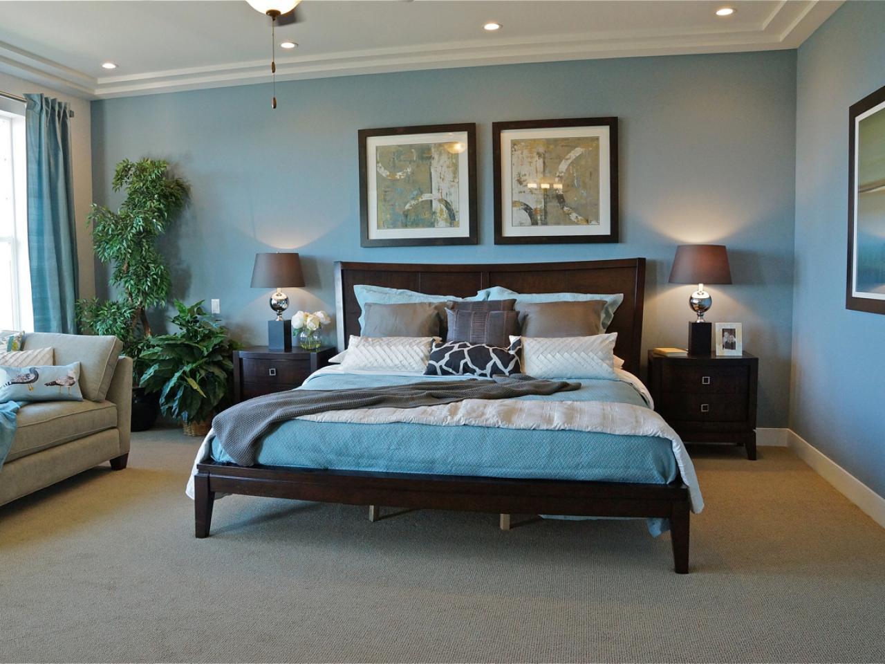 Blue Traditional Bedrooms 21 Decor Ideas  EnhancedHomesorg