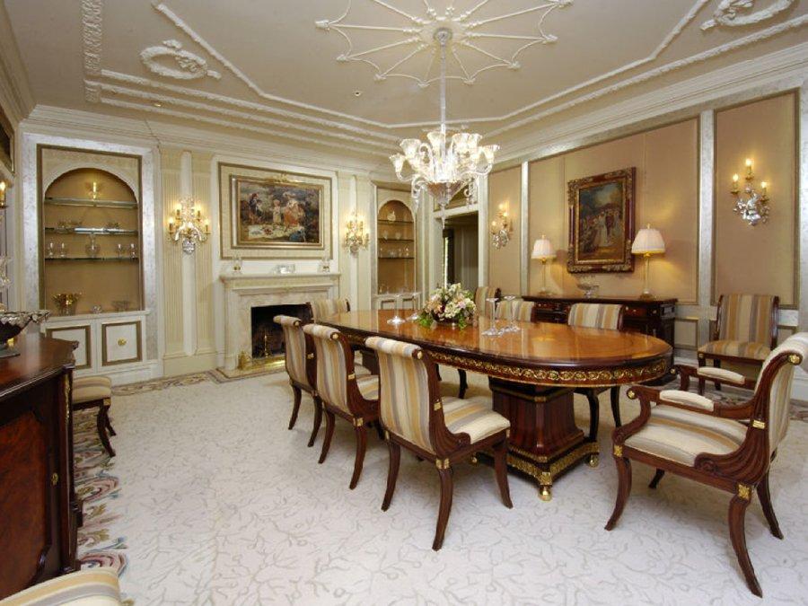 Classic Dining Room Design Ideas 18 Picture