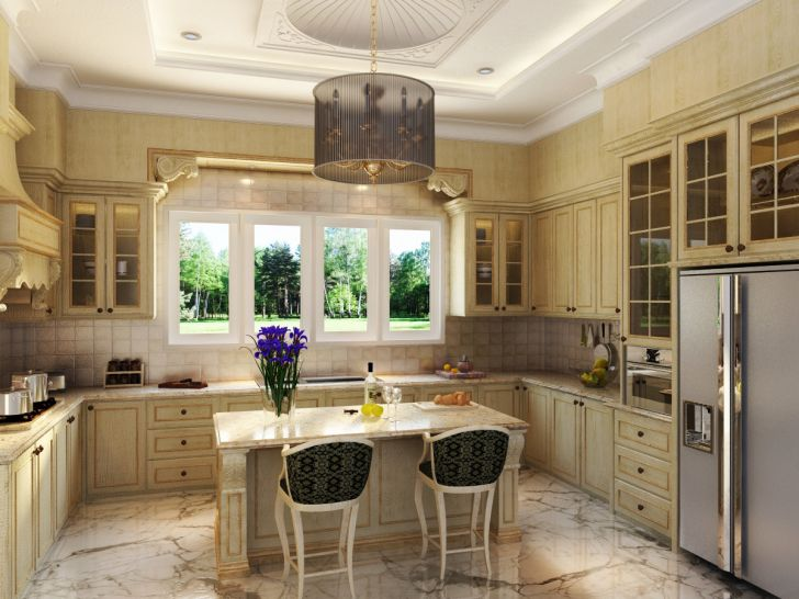 Kitchen Cabinets: Classic Kitchen Design Ideas. Desktop Classic Kitchen Design Ideas For Androids Hd Ideas