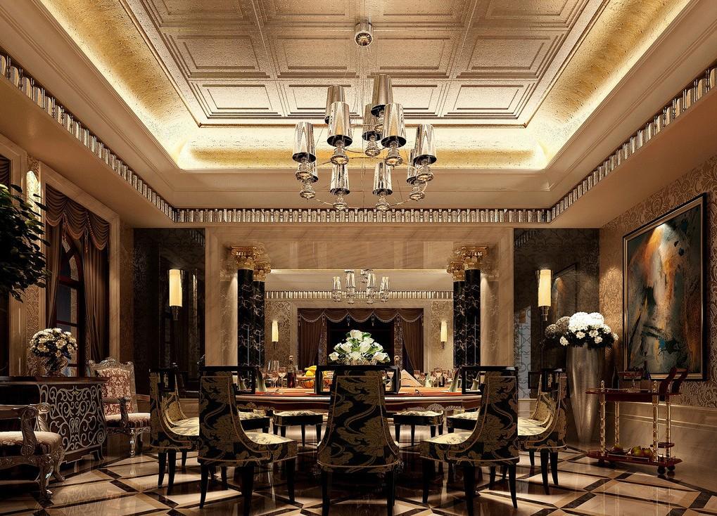 Luxury Dining Room Pictures 5 Arrangement  EnhancedHomesorg