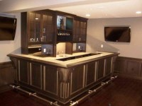 Modern Basement Bar Designs 9 Designs - EnhancedHomes.org