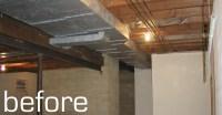 Modern Basement Ceiling 5 Design Ideas - EnhancedHomes.org