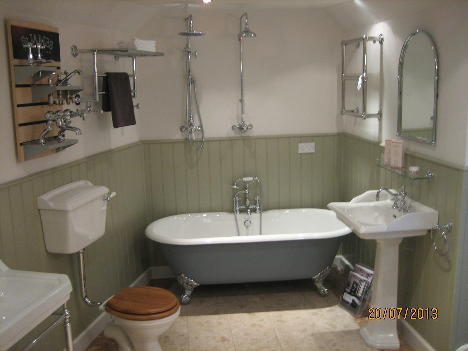 Traditional Bathrooms 21 Ideas  EnhancedHomesorg
