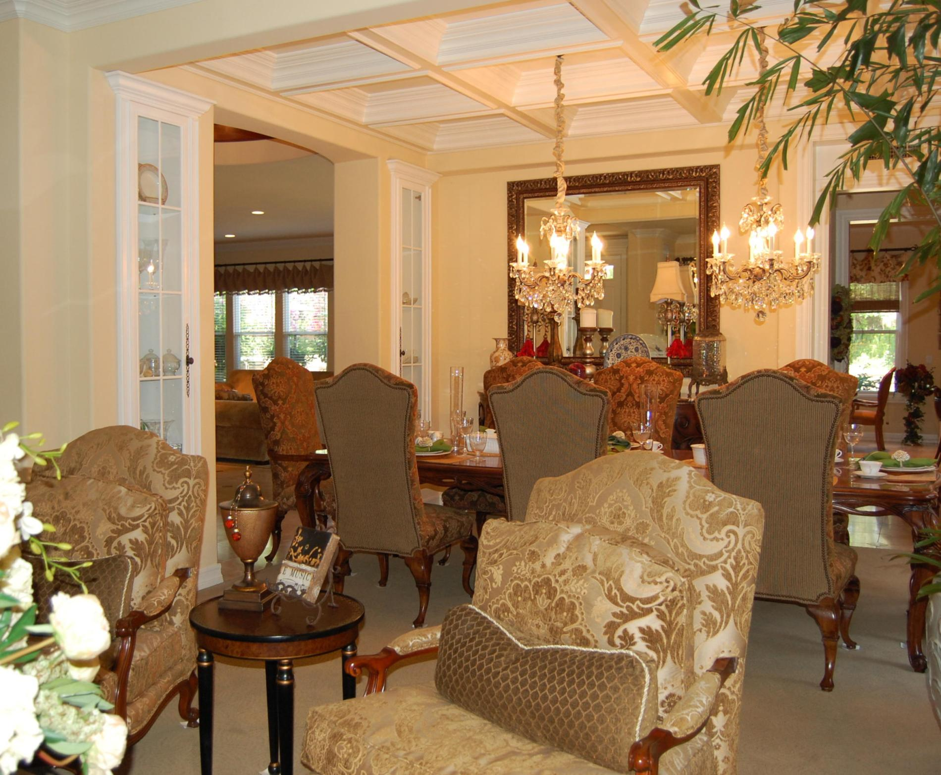 Traditional Dining Room Decorating Ideas 26 Picture