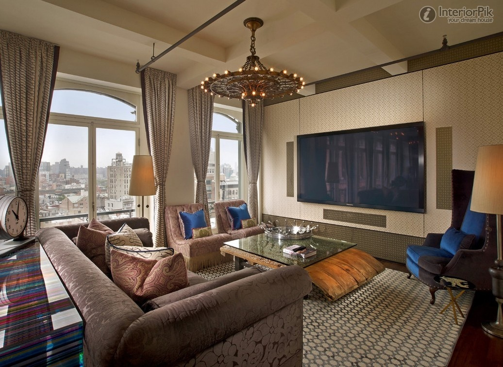 American Living Rooms 27 Designs