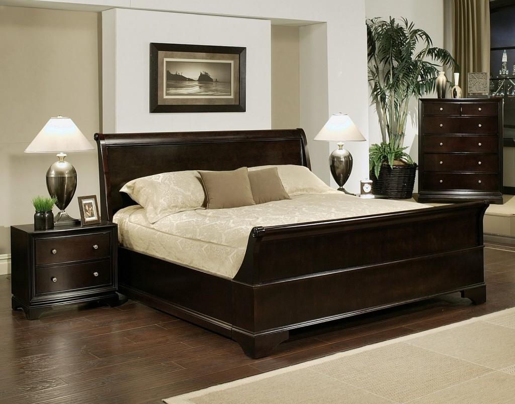 Modern Japanese Style Bedroom Furniture 8 Arrangement