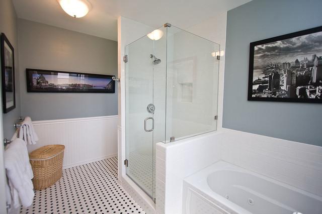 Traditional Bathroom Tile 6 Renovation Ideas