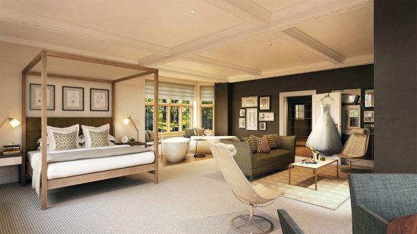 Big Bedroom Decorating Ideas