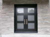 Modern Exterior Door 5 Ideas