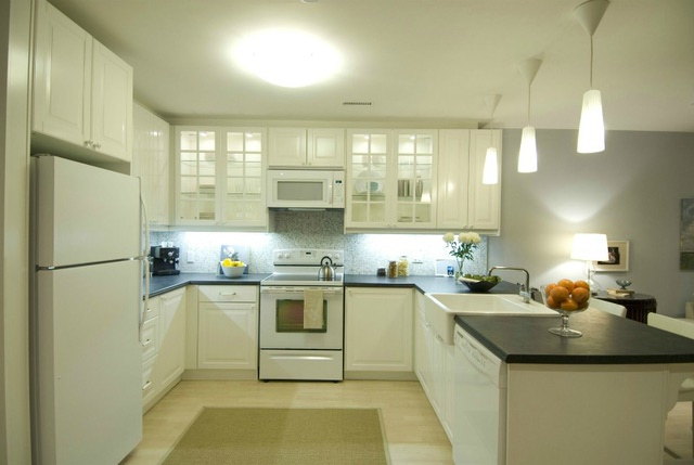 Small Basement Kitchens 9 Architecture  EnhancedHomesorg
