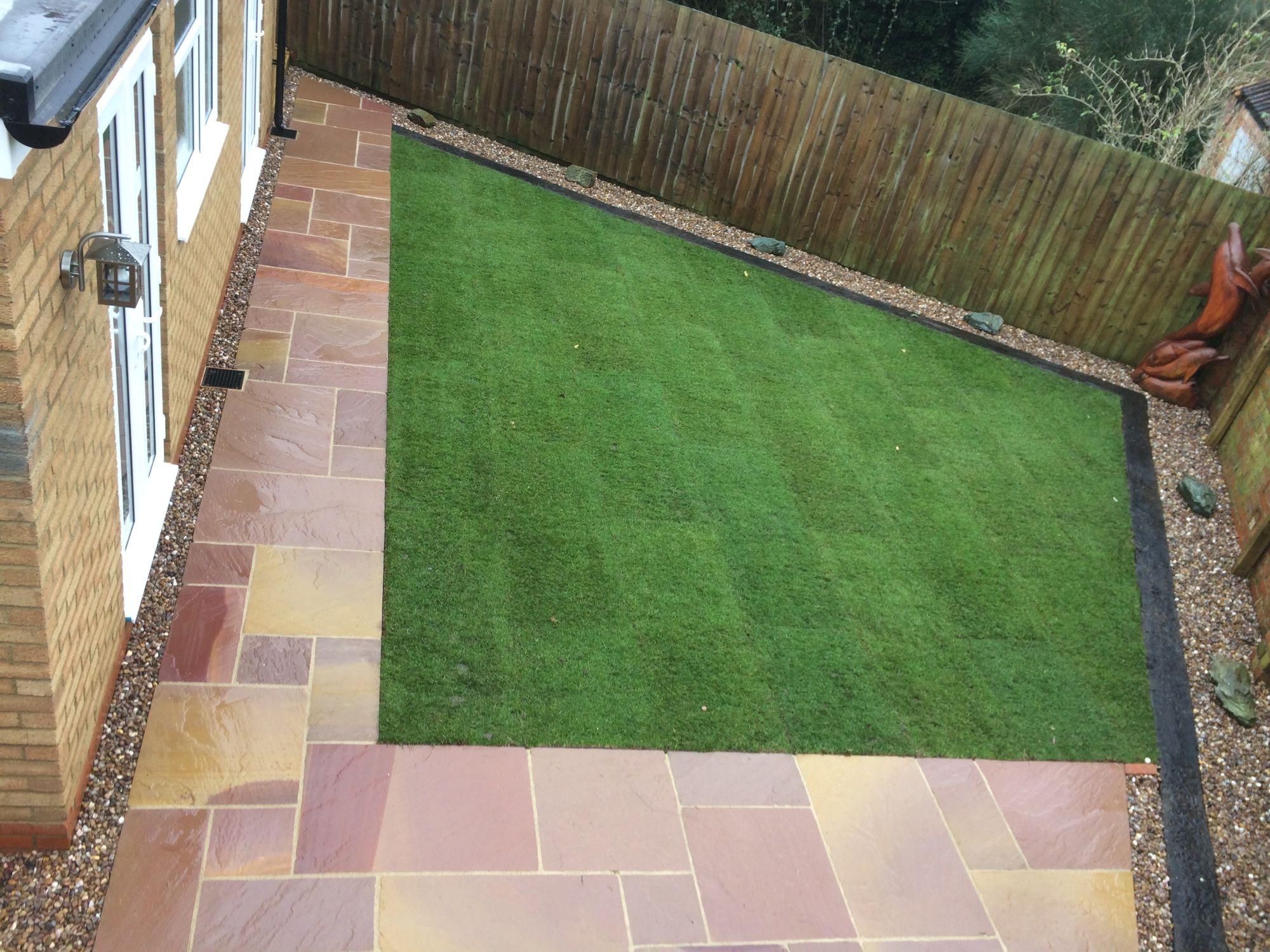Chelveston Full Garden