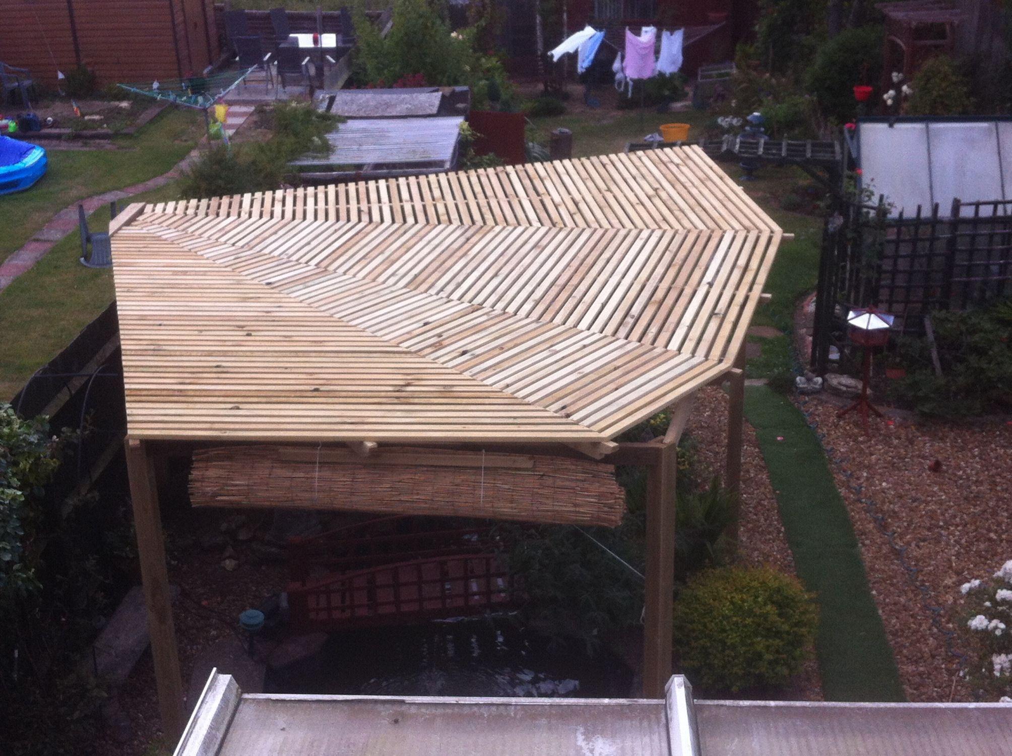Timber Outdoor Shade