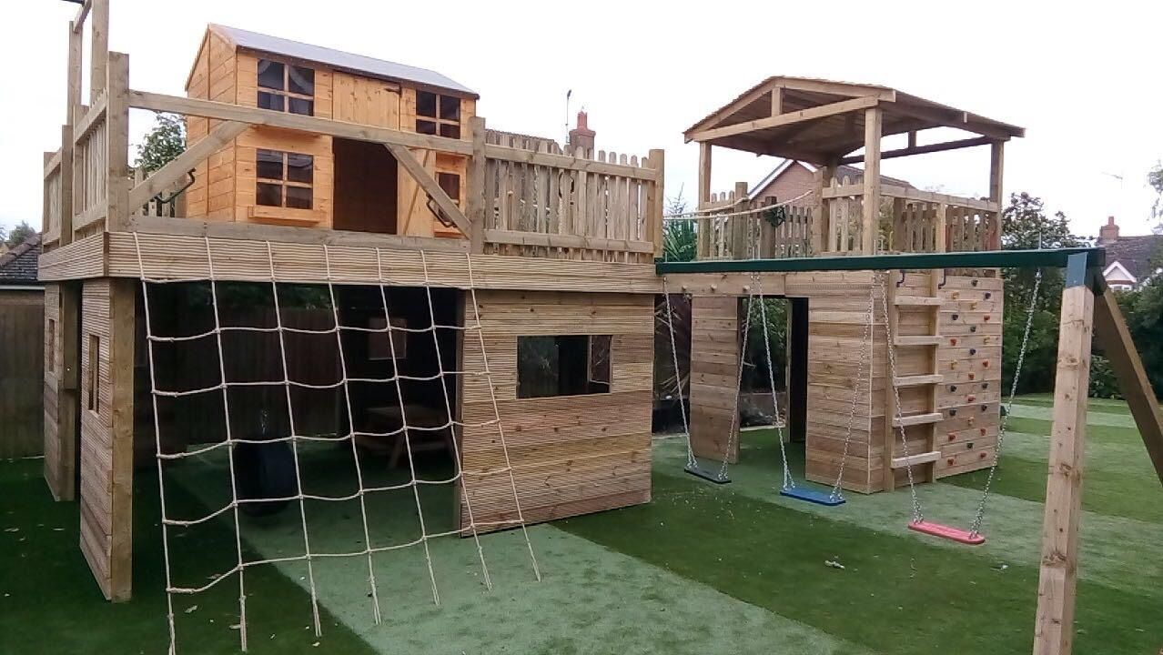 Timber Outdoor Activity Centre