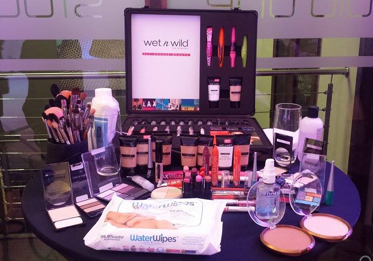 wet n wild make up