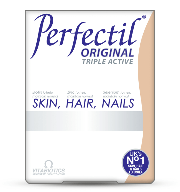 Perfectil original skim hair and nails