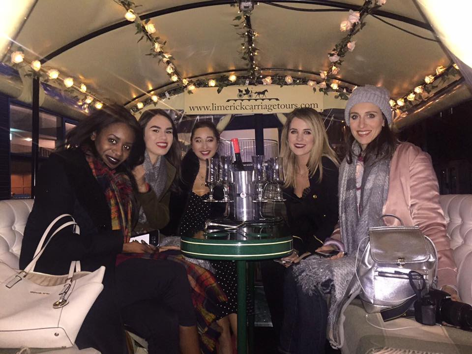 Limerick Carriage Tours private hens party