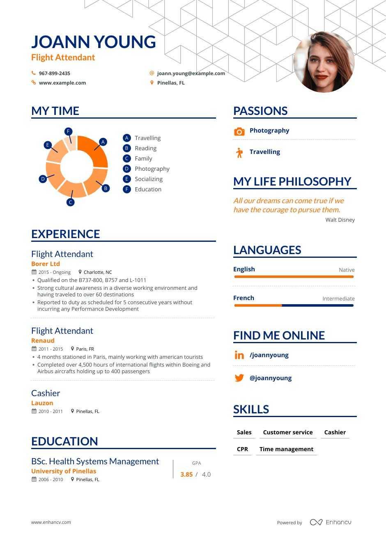 pro resume example