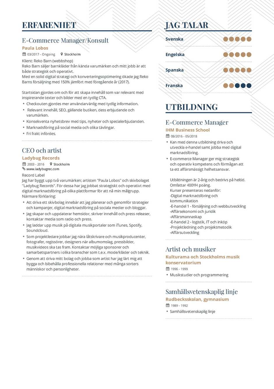 Warehouse Specialist Resume The Ultimate 2019 Resume Examples And Resume Format Guide