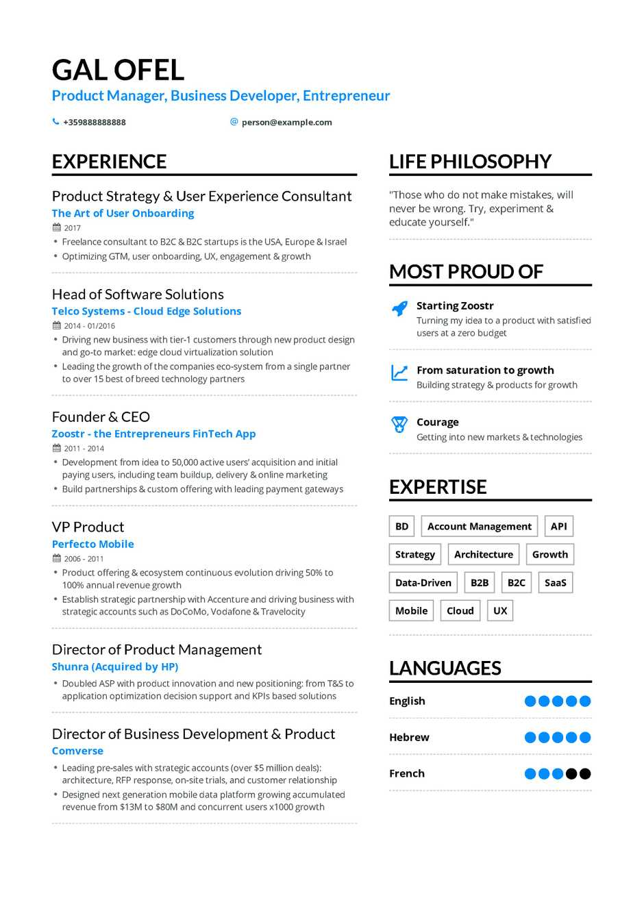 Example Resumes The Ultimate 2019 Resume Examples And Resume Format Guide