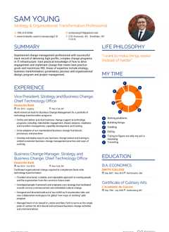 Real Resume Examples that Got People Hired | Enhancv