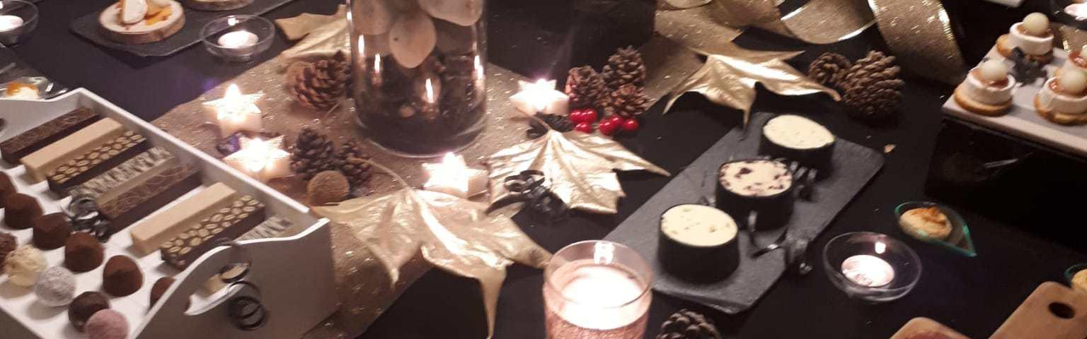 aperitivo navideño