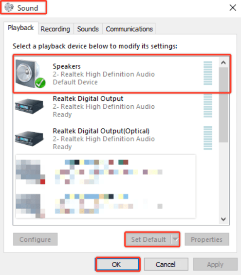 fix Realtek digital output no audio problem