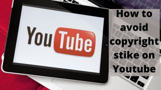 How to avoid copyright on Youtube