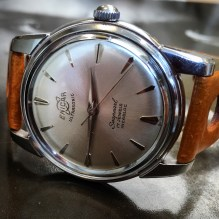 An Enicar Seapearl from the late fifties.