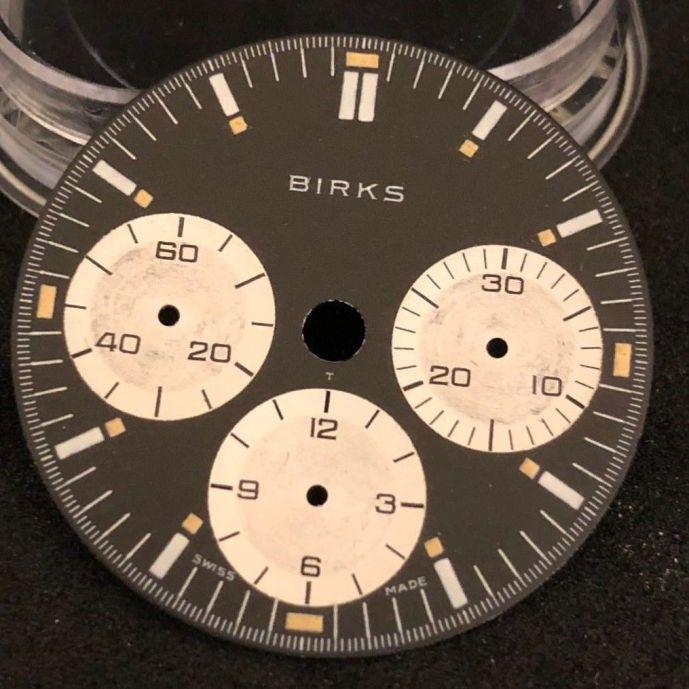 Dial Birks