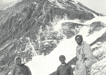 Birth of the Sherpa: the 1956 Mount Everest and Lhotse expedition