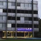 Swatch Group office near lake Biel