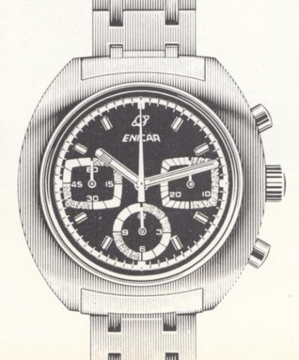 Ocean Pearl Valjoux 72 from 1969