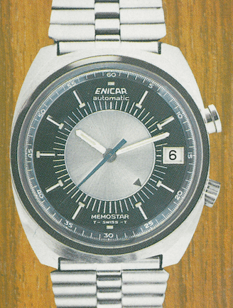 Memostar alarm watch