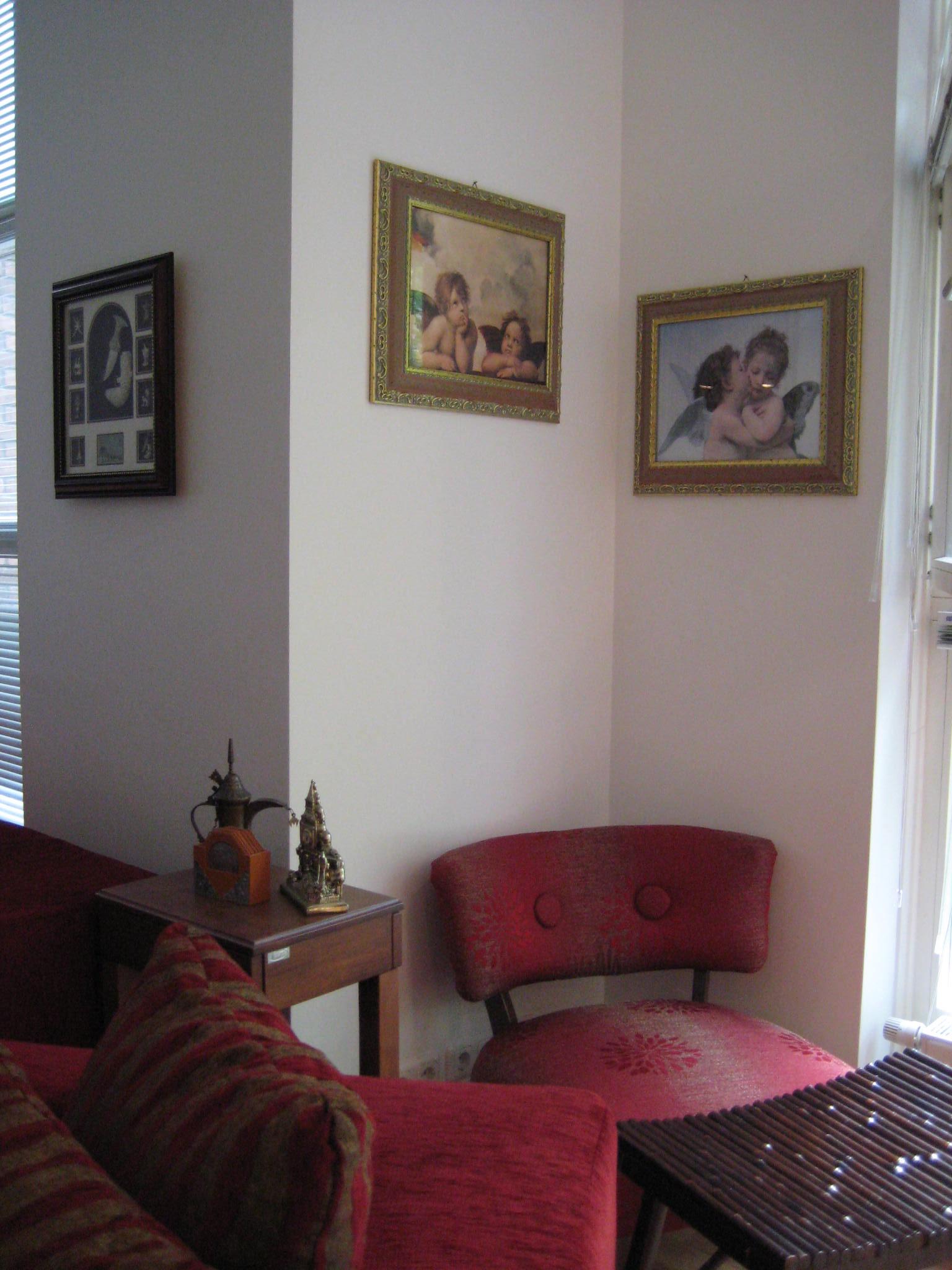 Enida's private corner