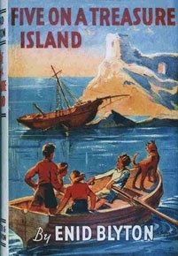 Primera edición del primer libro de Los Cinco.