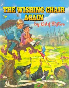 The WishingChair Again by Enid Blyton