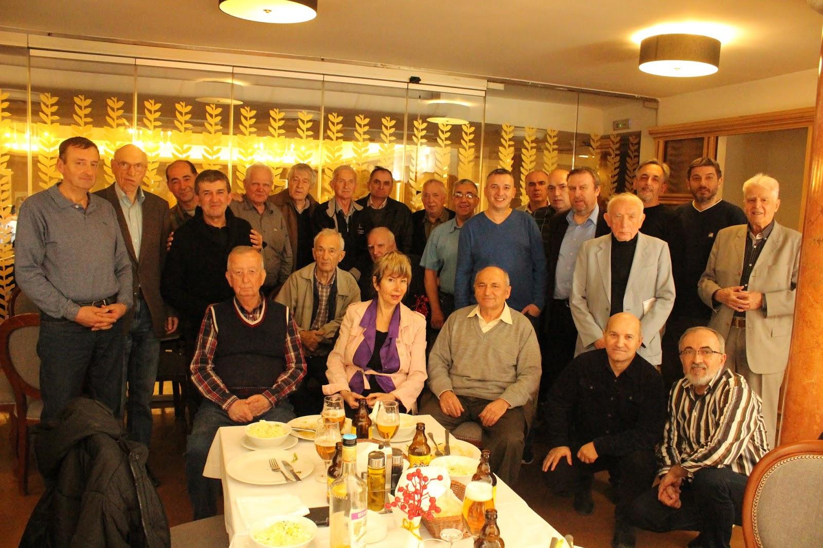Učesnici godišnje skupštine ESS (foto: Miroslav Cvetković)