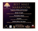 Best Male Narration