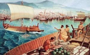 Na dně Černého moře byl objeven tajemný vrak antické lodi!