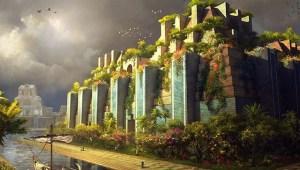Nacházely se Semiramidiny visuté zahrady skutečně v Babylóně? Nové objevy!