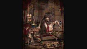 Straší v Japonsku dívkaTeke-Teke?