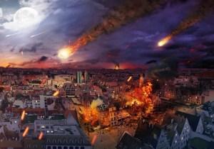 Konspirace: Co by se stalo, kdyby na Prahu spadl asteroid?