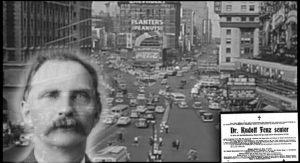 Neuvěřitelný případ Rudolfa Fenze: Pronikl jinou dimenzí do budoucnosti?