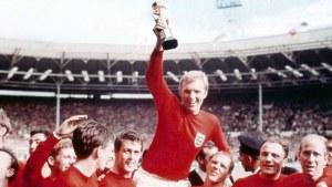 Záhada mistrovského gólu: Patří anglickému týmu fotbalové zlato?